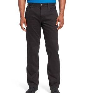 Robert Graham Valente Casual Black Jeans size 42